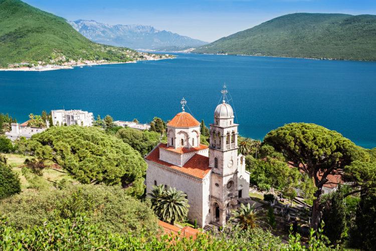 Монастырь Савина - достопримечательности Черногории