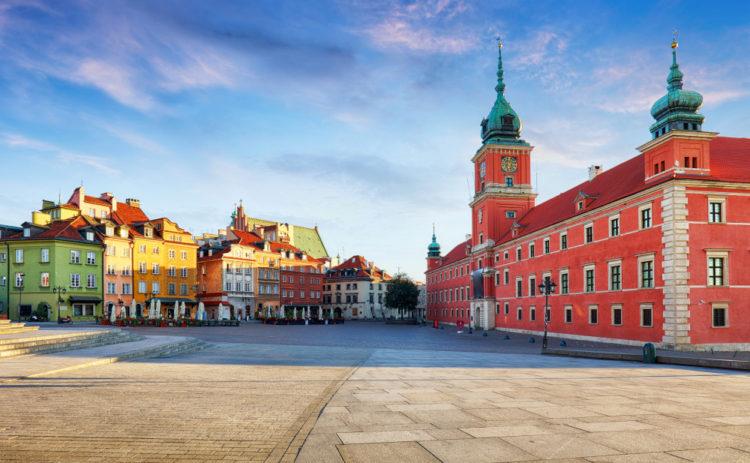 Старый город Варшавы - достопримечательности Польши
