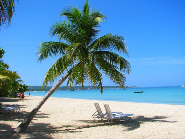 Пляж Негрил - достопримечательности Ямайки