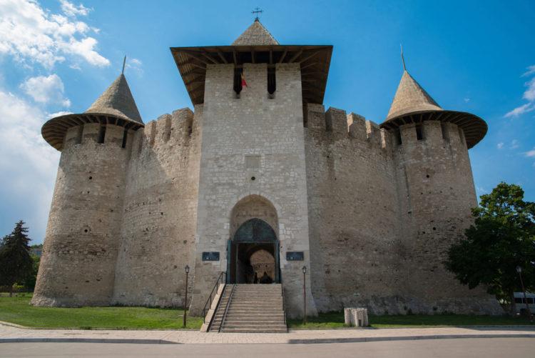 Сорокская крепость - достопримечательности Молдавии