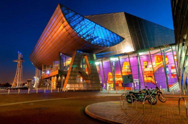 Концертный комплекс Лоури - достопримечательности Манчестера