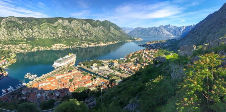 Которский залив - достопримечательности Черногории