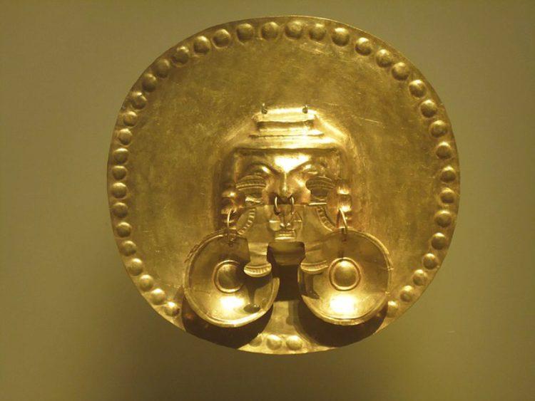 Музей Золота Мусео-дель-Оро - достопримечательности Колумбии