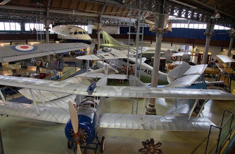 Музей науки и промышленности - достопримечательности Манчестера