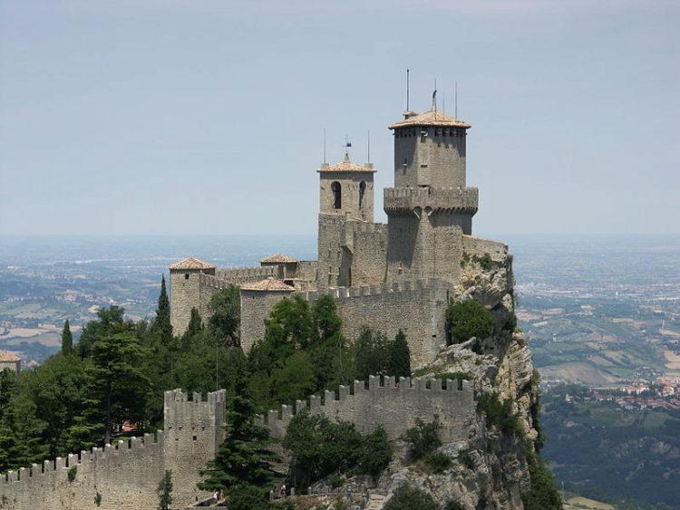 Башня Гуаита - Что посмотреть в Сан-Марино