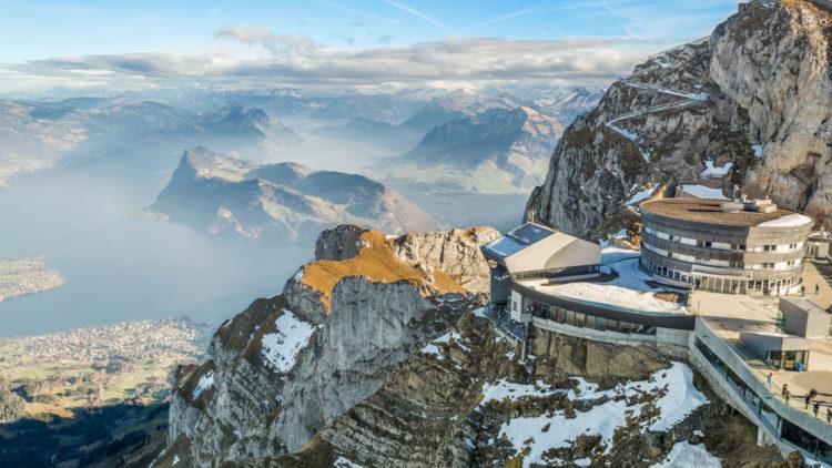 Пилатус - достопримечательности Швейцарии