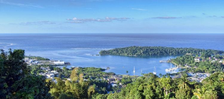 Порт-Антонио - достопримечательности Ямайки