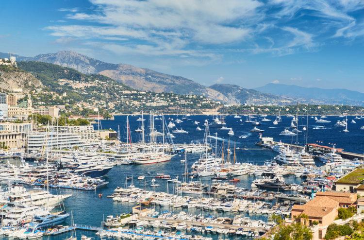 Порт Эркюль - достопримечательности Монако