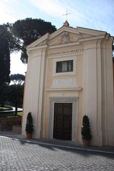 Церковь Санто-Стефано-дельи-Абиссини - достопримечательности Ватикана