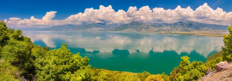 Озеро Преспа - достопримечательности Македонии
