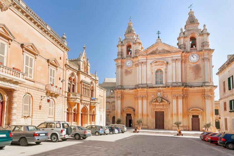 Собор Святого Павла (Мдина) - достопримечательности Мальты