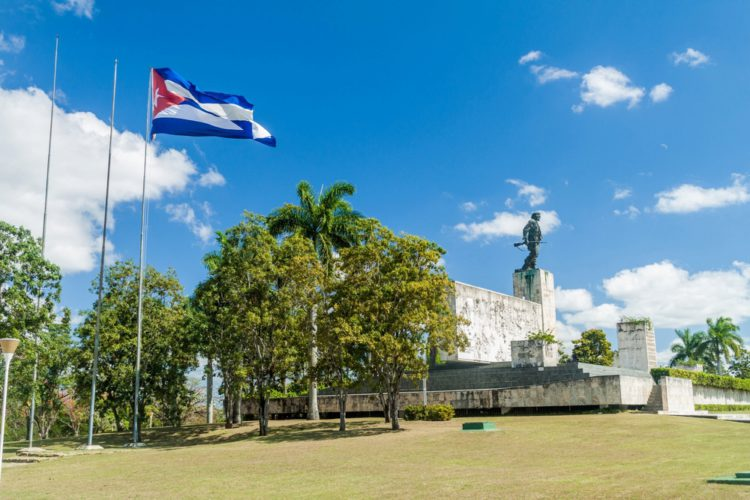 Мавзолей Че Гевары - достопримечательности Кубы