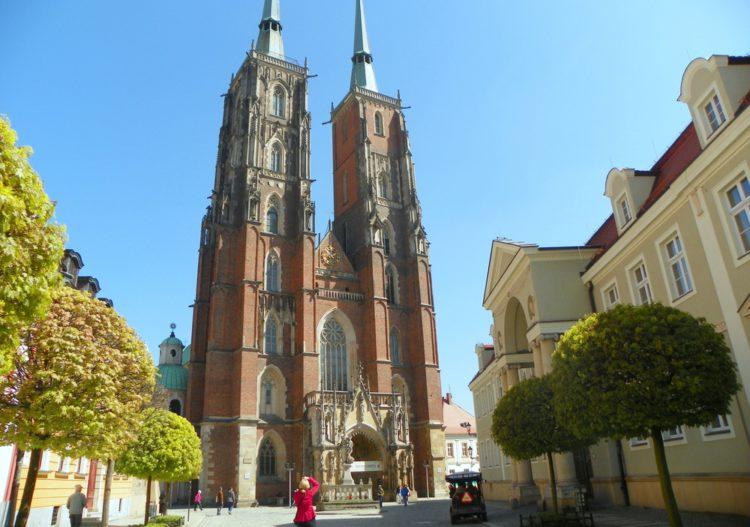 Вроцлавский собор - достопримечательности Польши
