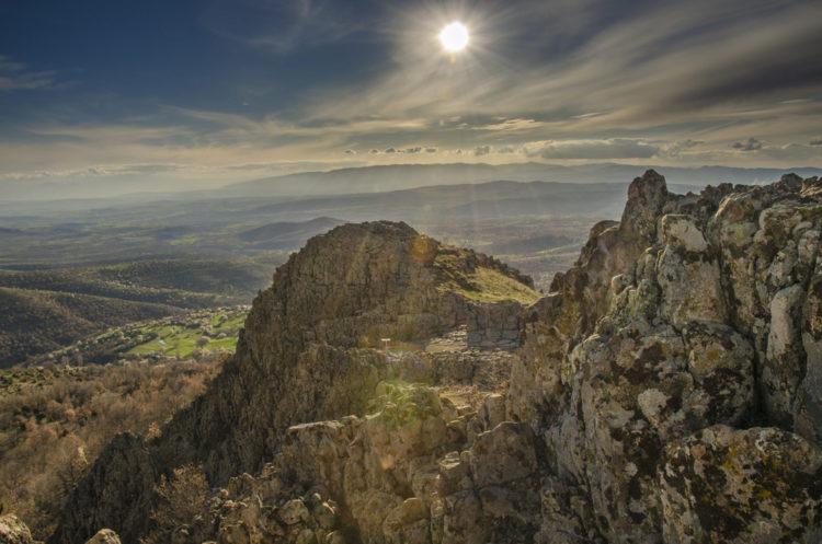 Кокино - достопримечательности Македонии