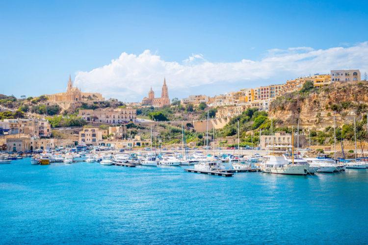 Мджарр - достопримечательности Мальты