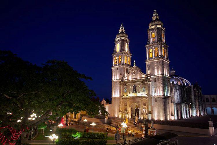 Сан-Франсиско-де-Кампече - достопримечательности Мексики