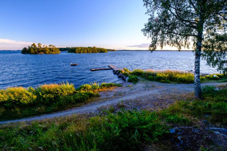 Озеро Меларен - достопримечательности Швеции