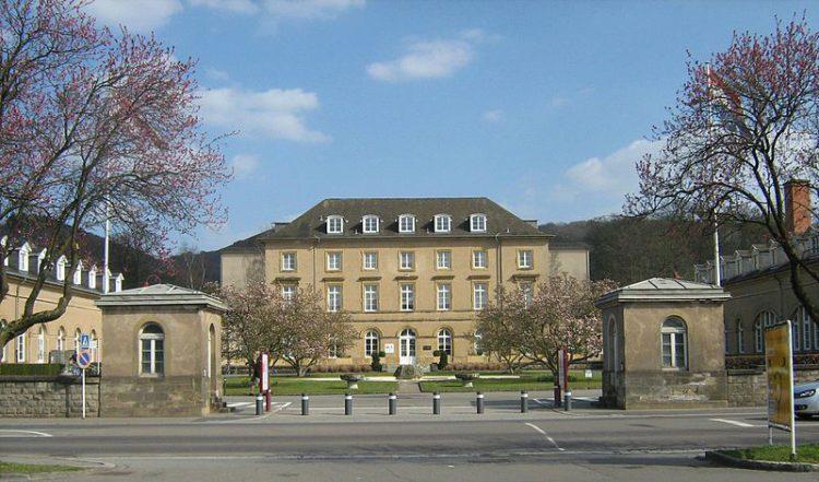 Деревня и замок Вальферданж - достопримечательности Люксембурга