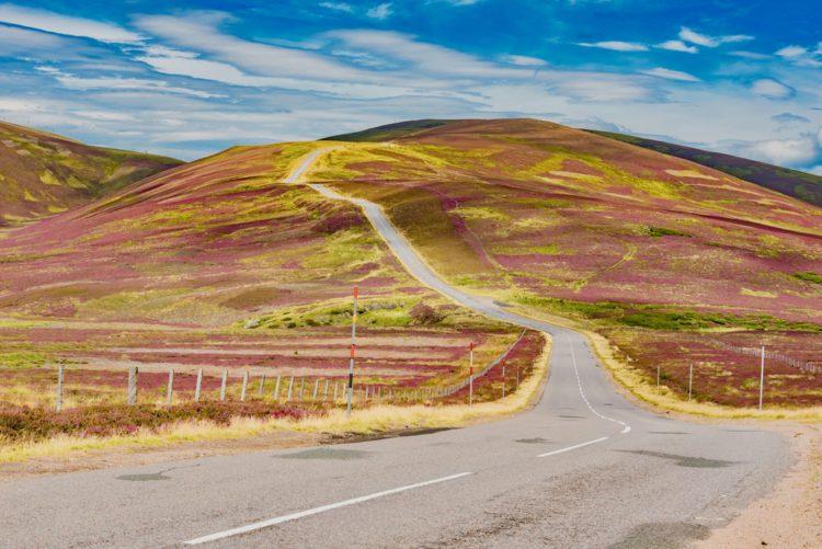 Национальный парк Кэрнгормс - достопримечательности Шотландии