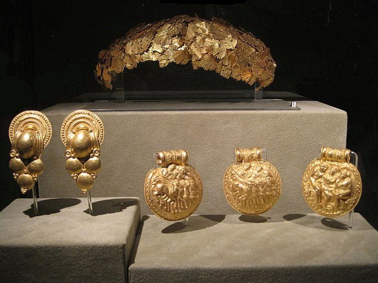 Григорианский Этрусский музей - достопримечательности Ватикана