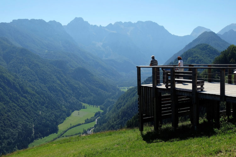 Логарская долина - достопримечательности Словении