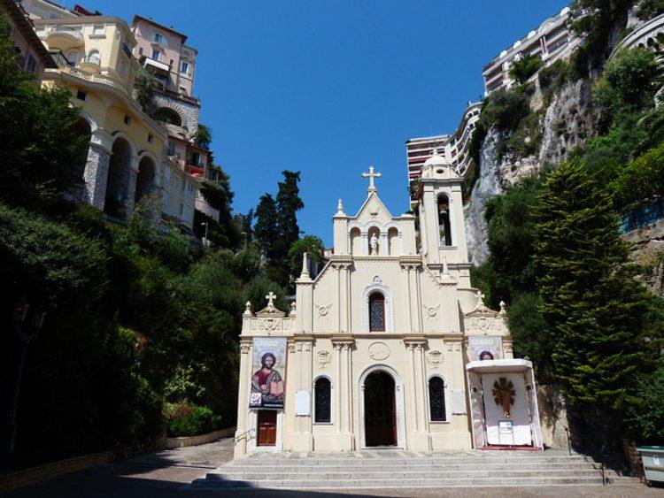 Церковь Святой Девоты - достопримечательности Монако