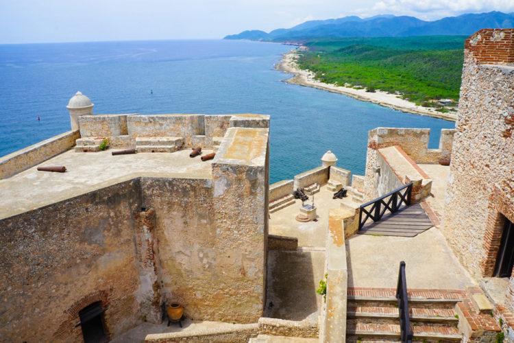 Крепость Сан-Педро-де-ла-Рока - достопримечательности Кубы