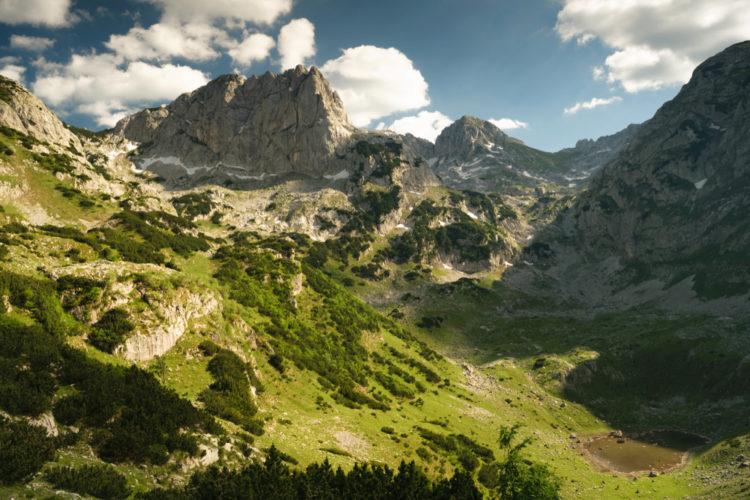 Национальный парк Дурмитор - достопримечательности Черногории