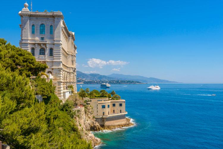 Океанографический музей Монако - достопримечательности Монако