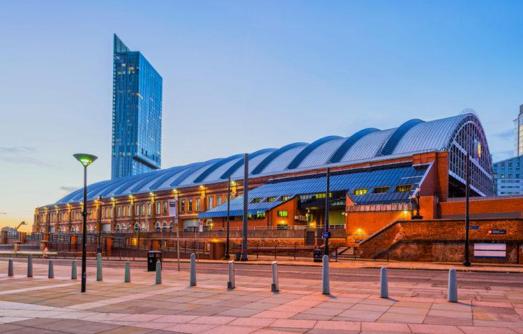Небоскреб Битхэм Тауэр - достопримечательности Манчестера