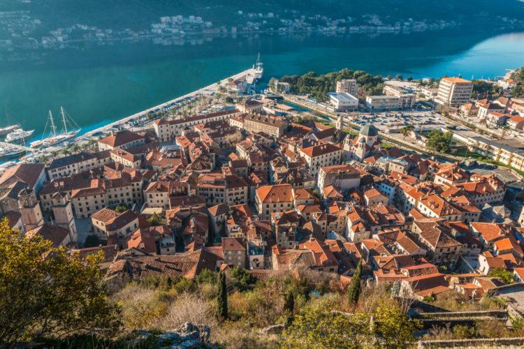 Котор – старый город - достопримечательности Черногории