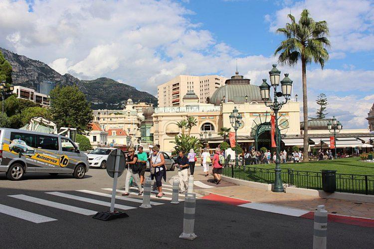 Кафе де Пари - Что посмотреть в Монако