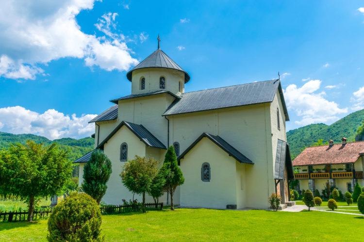 Монастырь Морача - Что посмотреть в Черногории