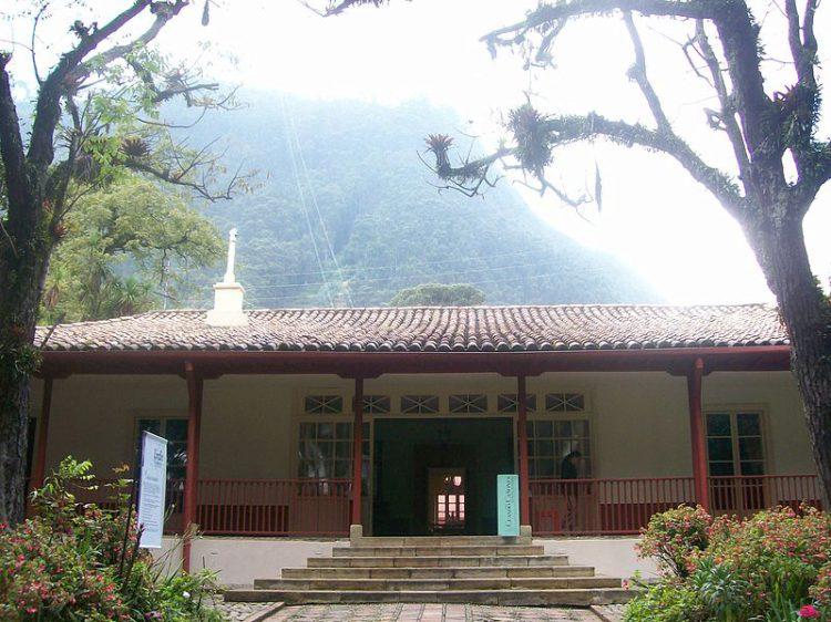 Дом-музей Симона Боливара (Quinta de Bolivar) - достопримечательности Колумбии
