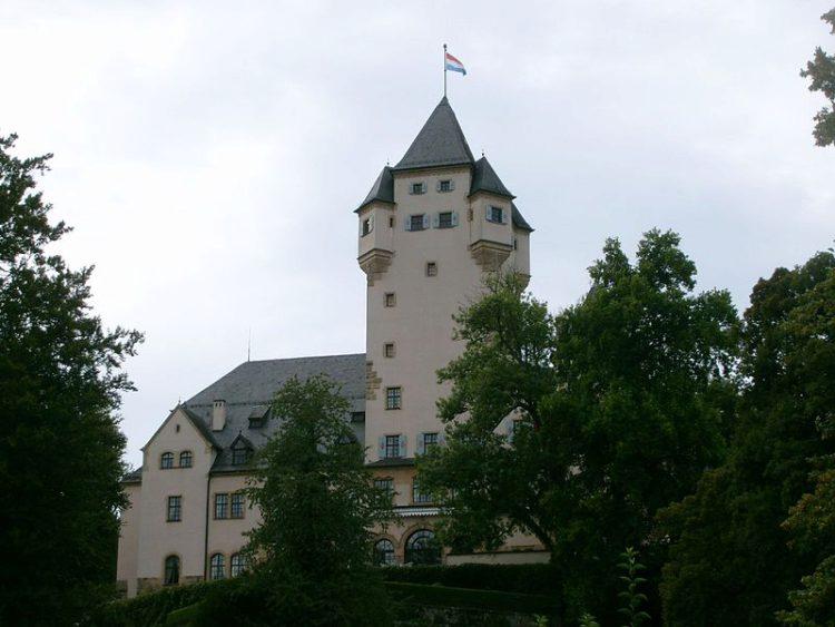 Замок Берг - достопримечательности Люксембурга