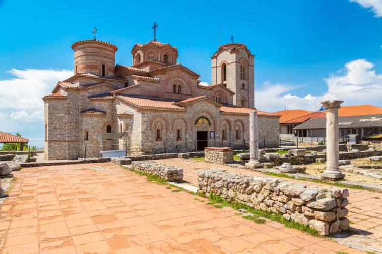Плаошник - достопримечательности Македонии