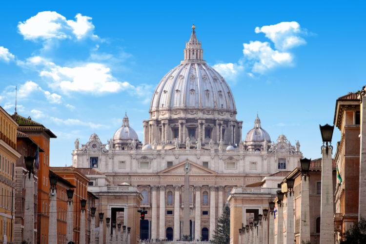 Собор Святого Петра - достопримечательности Ватикана