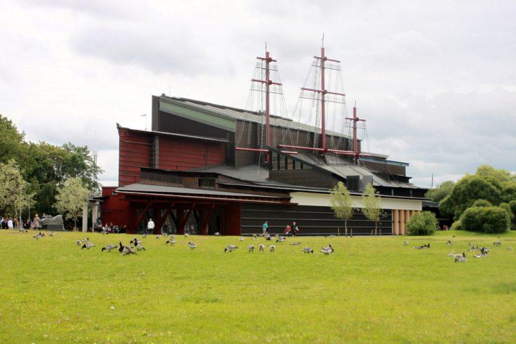 Музей Васа - достопримечательности Швеции