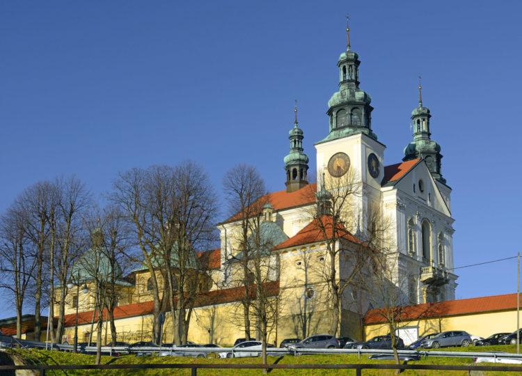 Архитектурно-парковый комплекс Кальвария-Зебжидовска - достопримечательности Польши