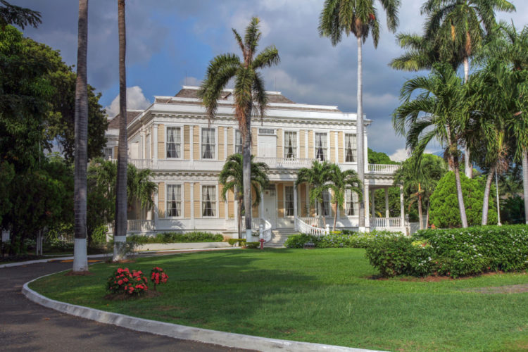 Девон Хаус - достопримечательности Ямайки