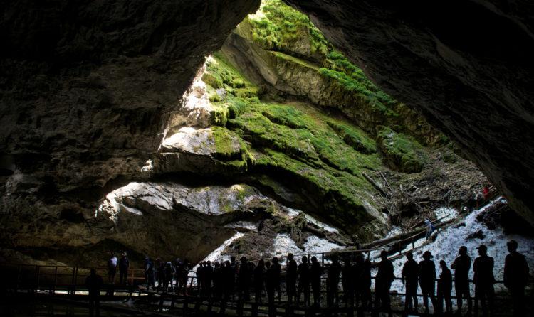 Пещера Скэришоара - Что посмотреть в Румынии