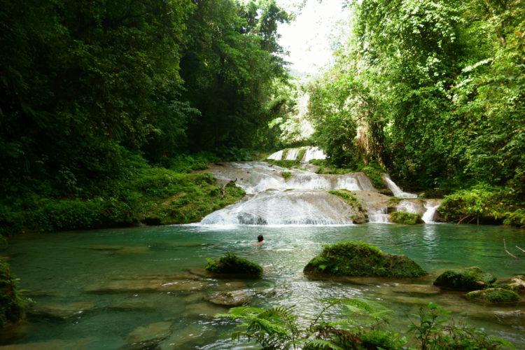 Водопады Рич - Что посмотреть на Ямайке