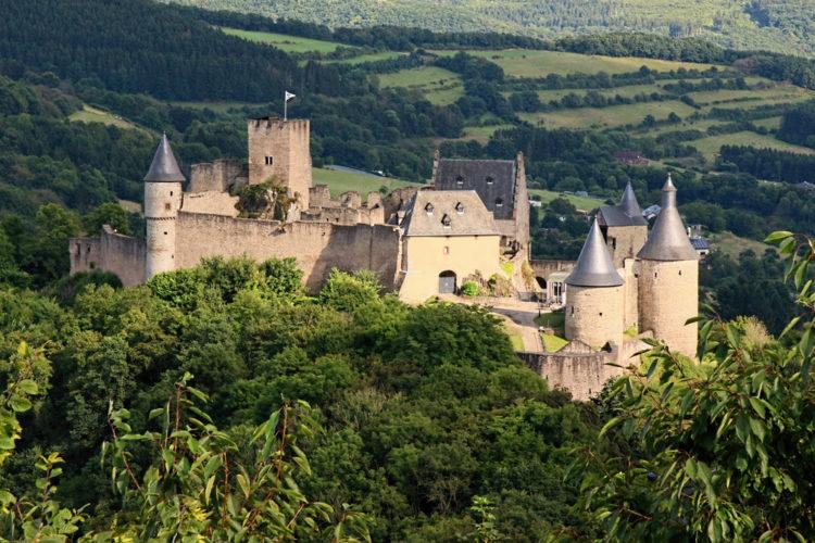 Замок Буршайд - Что посмотреть в Люксембурге