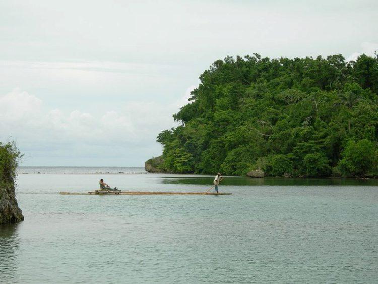 Голубая лагуна в Порт-Антонио - Что посмотреть на Ямайке