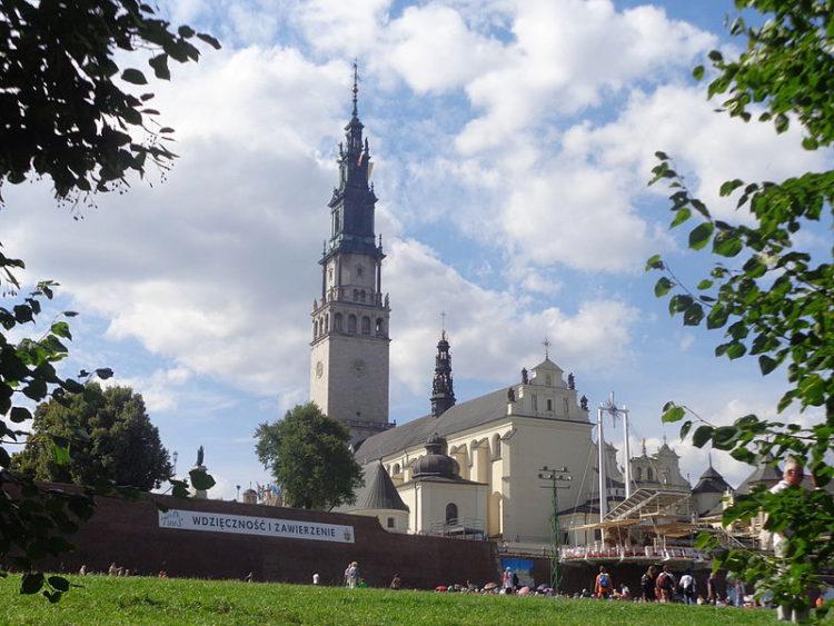 Ясная Гора - Что посмотреть в Польше