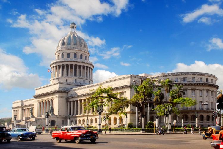 Капитолий - достопримечательности Кубы