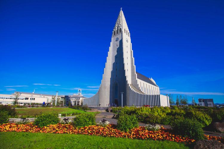 Хадльгримскиркья - достопримечательности Исландии