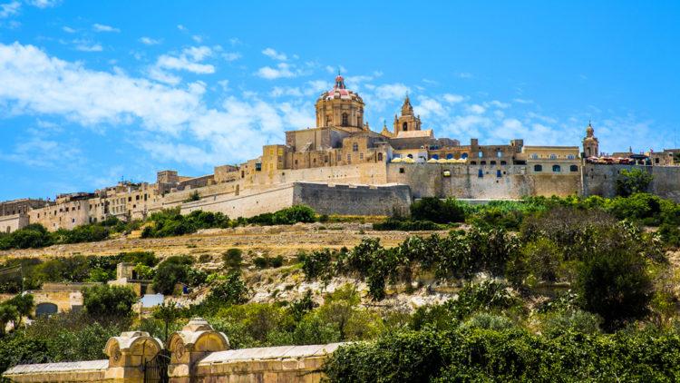 Мдина - достопримечательности Мальты