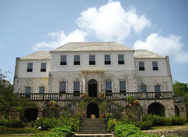 Роуз Холл - достопримечательности Ямайки