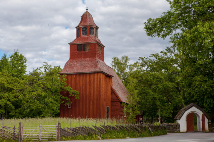 Музей под открытым небом Скансен - достопримечательности Швеции